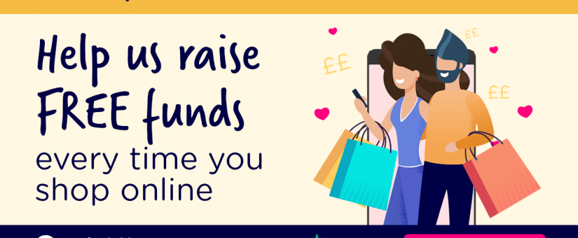 Please remember to use #easyfundraising when you do your Christmas shopping this year.